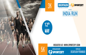 Decathlon India Run - Perungudi (Chennai)