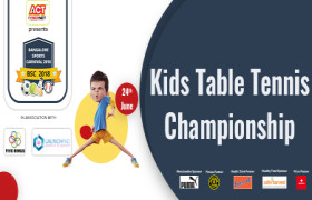 Kids Table Tennis Championship - BSC2018