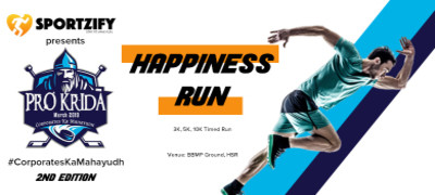ProKrida Happiness Run