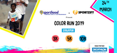 Color Run 2019 ( Sarjapur )