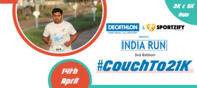 Decathlon India Run 2019 - OMR
