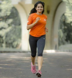 The Running Reporter – Prema Rajaram
