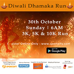 Diwali Dhamaka Run