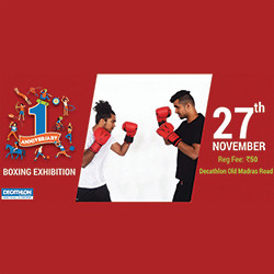 Boxing Exhibition