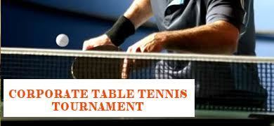 Corporate Table Tennis Tournament Sportzify Stay Fit Have Fun