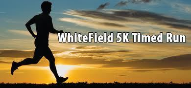Whitefield 5K Timed Run