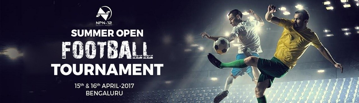 Summer Open Football Tournament