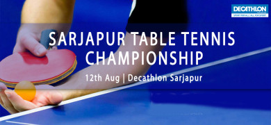 Sarjapur Table Tennis Championship