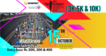 3rd Sunday Women's Run Oct