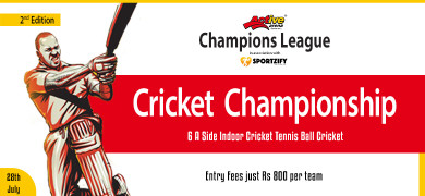 Active Arena Cricket Champions League: 2nd Edition