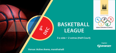 Sobha Basketball League