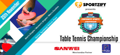 Pune Corporate Table Tennis Championship